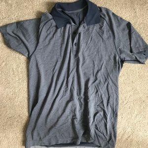 Lulemon golf shirt